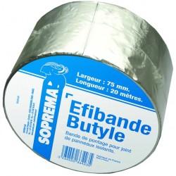 BANDE D'ETANCHEITE - EFIBANDE BUTYLE