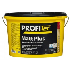 PEINTURE BLANCHE MATE PERFECTION - PROFITEC MATEX PLUS BLANC P 144
