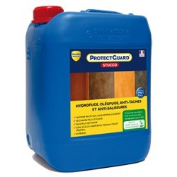 PRODUIT HYDROFUGE PROTECTION STUCCO  - PROTECTGUARD STUCCO