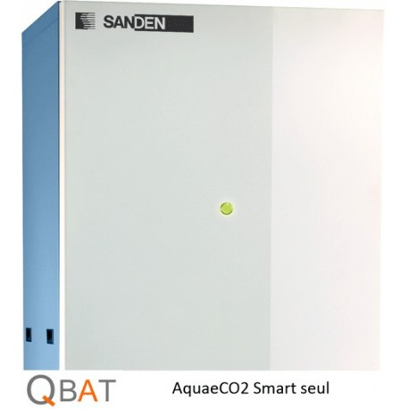 AQUAECO2 SMART- EAU CHAUDE