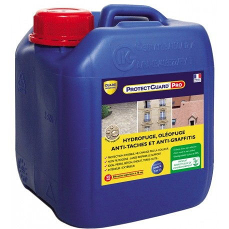 PROTECTGUARD PRO - hydrofuge, oléofuge