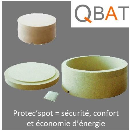 CACHE DE PROTECTION POUR SPOT - PROTEC'SPOT