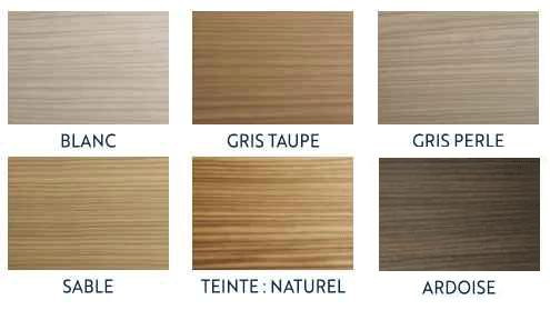 coloris de l'huile cire