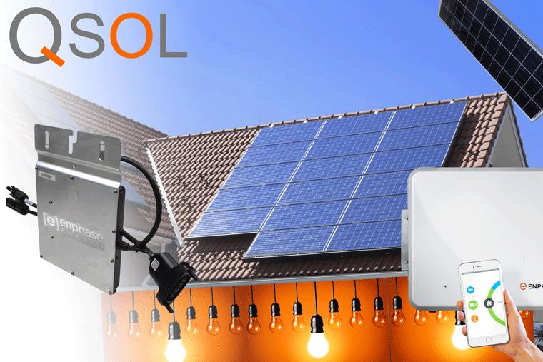 Auto consommation kit solaire photovoltaique installation facile et économie d'energies